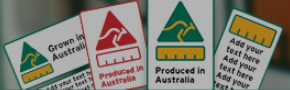 View all Country of Origin Labels