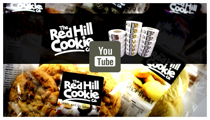 Food Trade Show (The Red Hill Cookie Co)