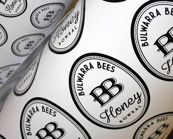 Honey Labels - Bulwarra Bees Honey
