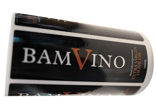 Olive Oil Labels - Bamvino