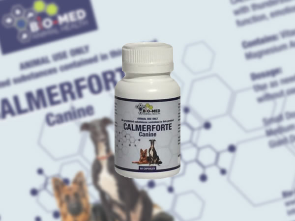 Pet Product Labels - Calmerforte