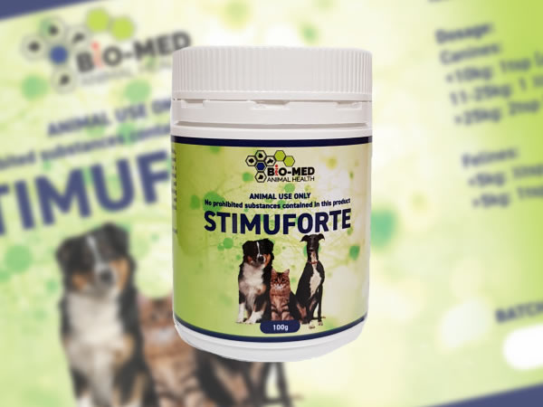 Pet Product Labels - Stimuforte
