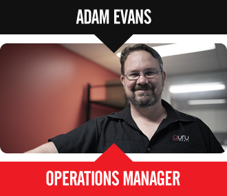 Adam Evans - Operations Manager