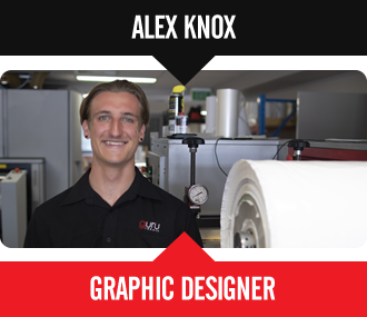 Alex Knox - Production Assistant