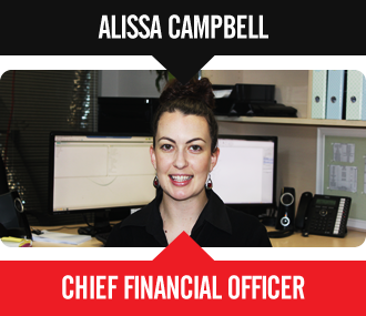 Alissa Campbell - Chief Financial Officer