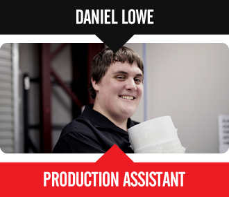 Daniel Lowe - Production Assistant