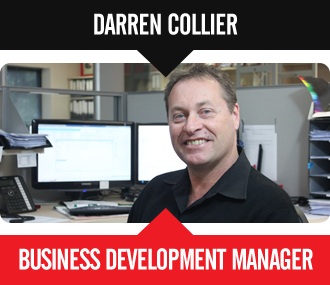 Darren Collier - Business Development Manager