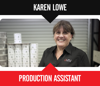 Karen Lowe - Production Assistant