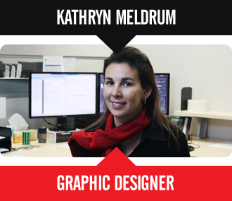 Kathryn Meldrum - Graphic Designer