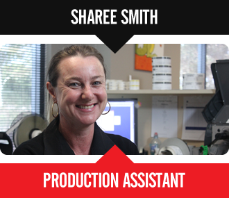 Sharee Smith - Production Assistant