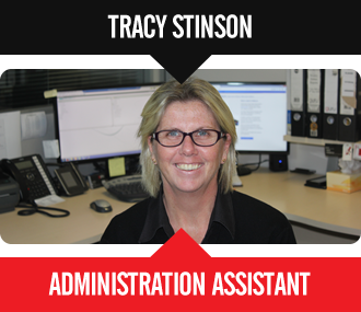 Tracy Stinson - Administration Assistant